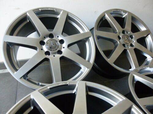 8,5 x 18 Mercedes W204 S204 W207 W205 R171 Winter 4 originale AMG Felgen 8,0
