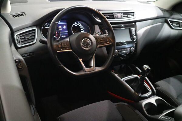 Nissan Qashqai 1,5 dCi 115 N-Connecta billede 10