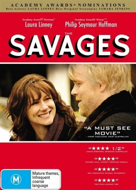 The Savages (DVD, 2012)