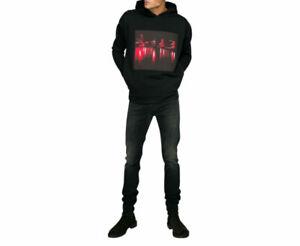 DIESEL-troxer-R6T80-Jeans-Denim-Uomo-Stretch-Skinny-Slim-Fit-Grigio
