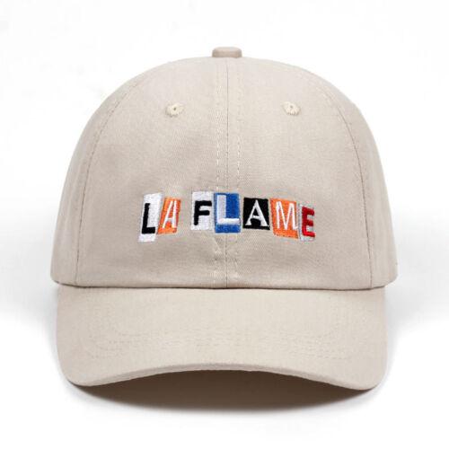 La Flame Rare Cap Hat Travis Scott Birds in the trap sing mcknight kid cudi