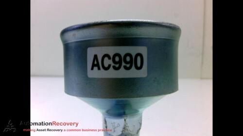 NEW* #194366 PNEUMATIC AIR MUFFLER 1//2 IN NPT, GAST AC990