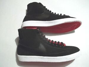 New Nike Blazer Mid Premium Women s Size 7.5 Insulated Suede Shoes ... e478a4d0e