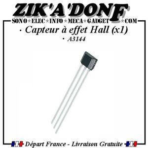 Capteur-a-effet-Hall-A3144-A3144E-OH3144E-Expedie-depuis-la-France