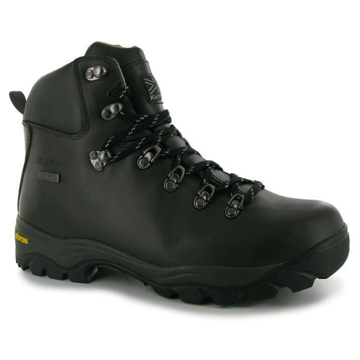 Zapatos casuales salvajes Karrimor Orkney Caminar Botas Brown nos 8 ref 6566 ^
