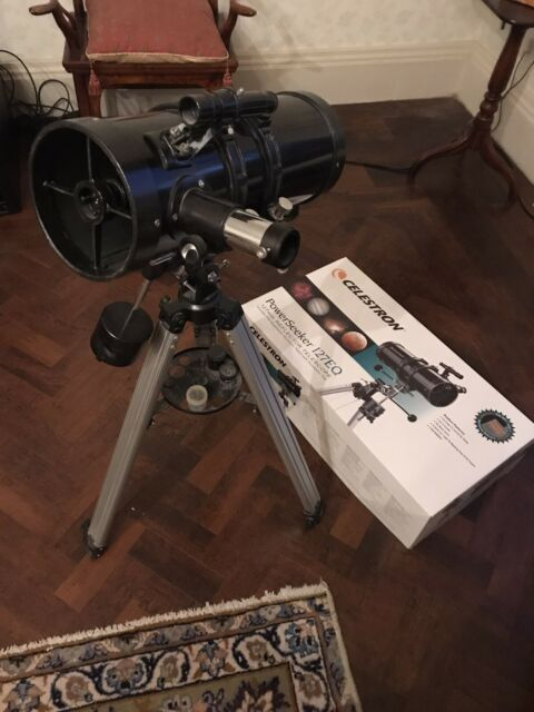 Celestron Powerseeker Telescope Only $69.99 Shipped