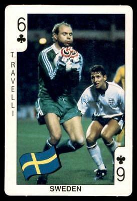 Colombie Dandy Gum ITALIA 90-Cinq clubs A d/'Avila