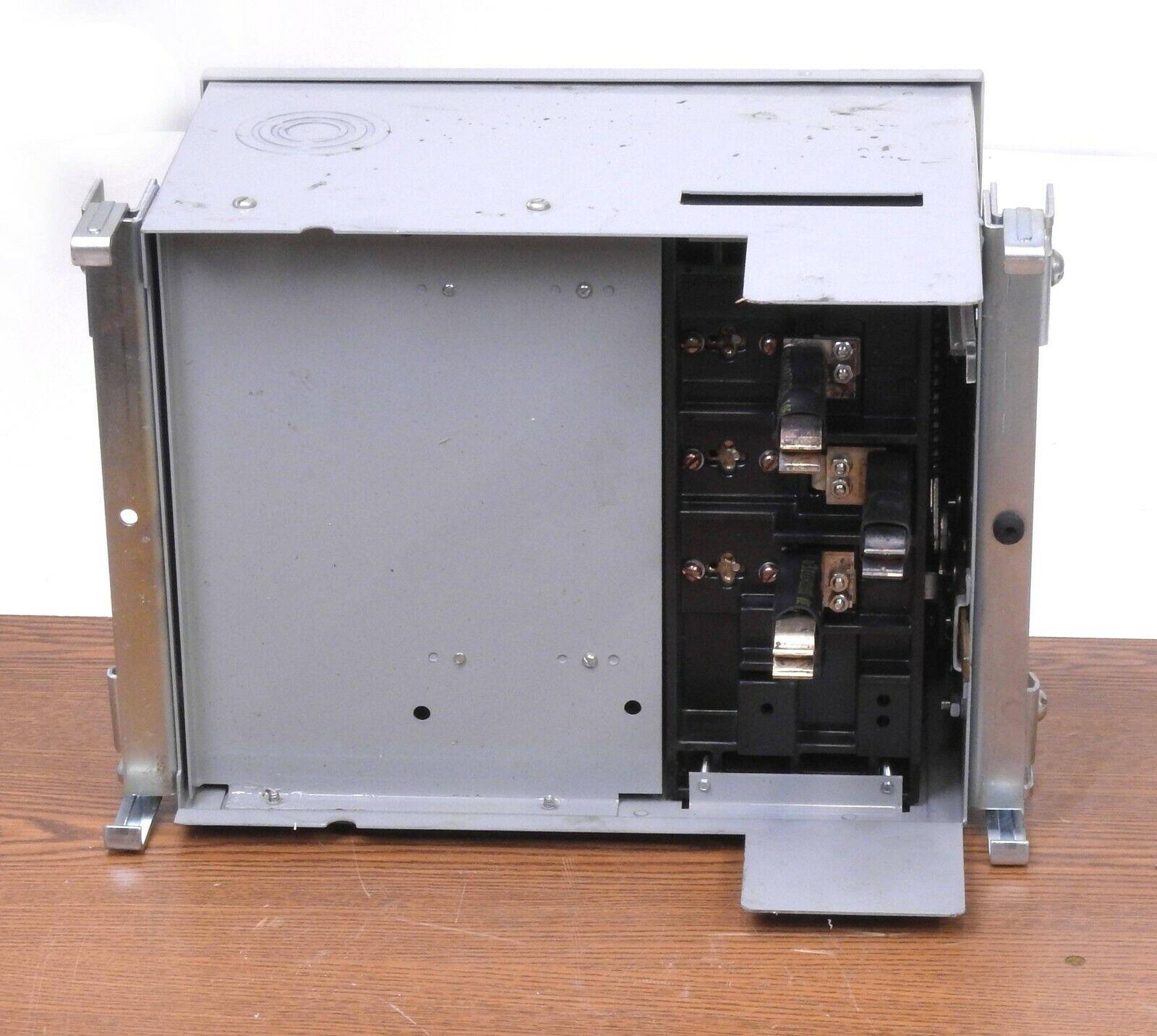 ITE XL-U UV362 60 AMP 600V FUSIBLE SWITCH