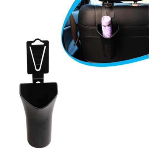 Black Multipurpose Auto Umbrella Holder Storage Bag Bottle Storage Container PF1