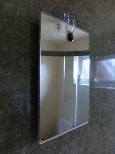 FREE Hook Shower Shaving Mirror Strong Shatter Proof Anti-Fog,Travel,camping