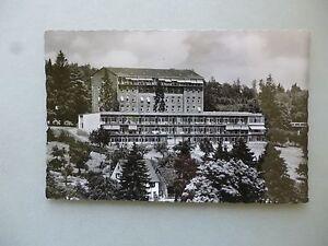 Ansichtskarte-Heilstaette-Koenigstuhl-Heidelberg-1961-Nr-578
