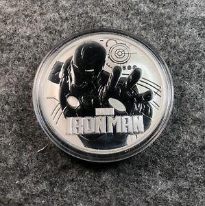 2018 Deadpool Tuvalu 1oz silver coin Australia Perth Mint Marvel Series