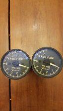 BEECHCRAFT FUEL FLOW  INDICATOR P/N 101-384153-1