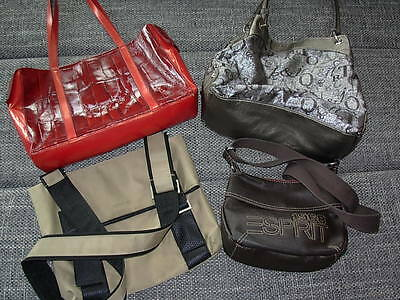 Handtaschen Sammlung-Paket , 4 Stück , Guter Zustand
