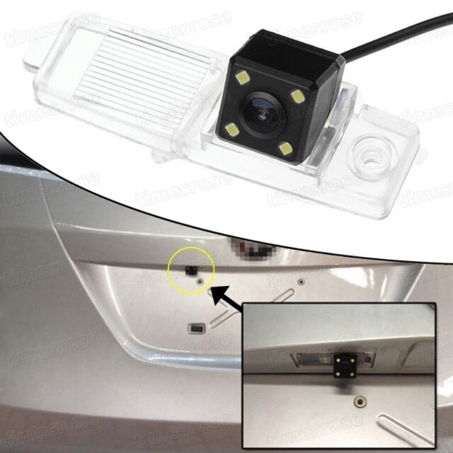 Car Rear View Camera Reverse Backup Night Vision for Honda CRV CR-V 2007-2011