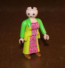 Playmobil princesses princesse robe verte sans cheveux 5142 5997 5063