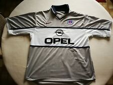 Psg Maillot Away 2000/2001 Taille XL 5 Luccin