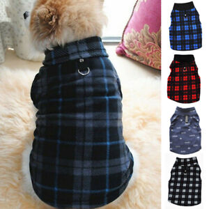 Small-Pet-Dog-Warm-Fleece-Vest-Clothes-Coat-Puppy-T-Shirt-Sweater-Winter-Apparel