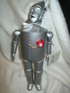 Presents-Hamilton-Gifts-Wizard-of-Oz-Tinman-1988-14-Inch-Figure