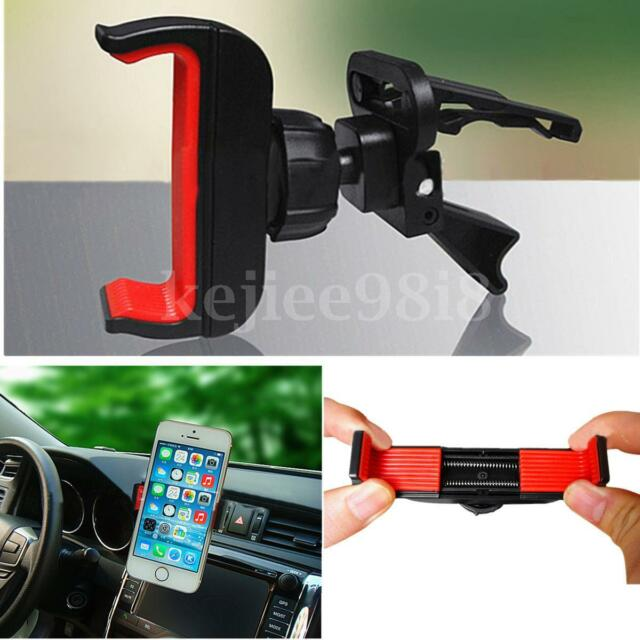 Universal Gravity Car Air Vent Holder Mount Cradle Auto Lock For Mobile Phone