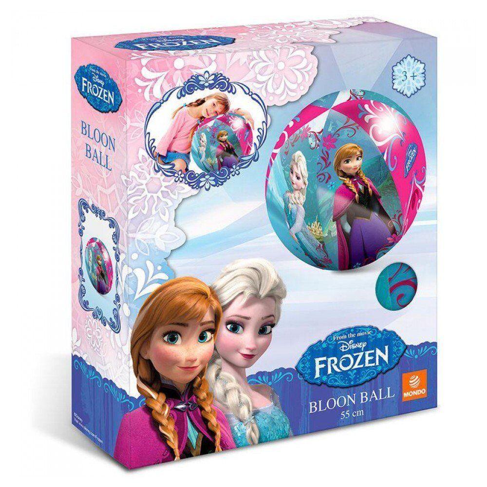Pallone Frozen 23 centimetri 2 modelli  G029064  Mondo