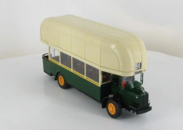 1 43 IXO RENAULT tn4 F 1940 manœuvrable Paris Bus 93
