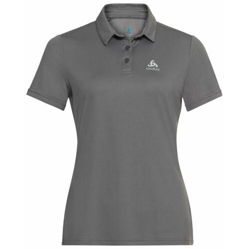 Odlo Cardada Damen kurzärmeliges Polohemd Poloshirt Polo Shirt