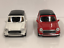 thumbnail 2 - Mini-Cooper-1300-Cream-and-Red-1-32-Scale-Pull-Back-Go-Welly-49720