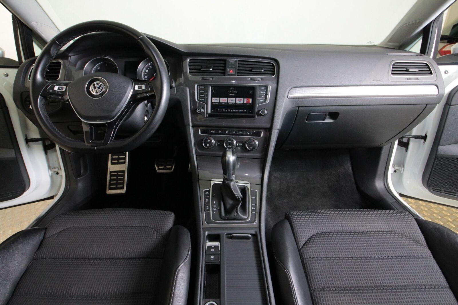 VW Golf Alltrack TDi 184 DSG 4M