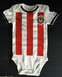 chivas  jersey baby