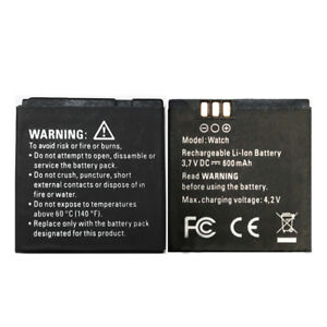 600mAh battery for Iconbit-CALLISTO 100 and iconBIT Callisto 300B smart watch