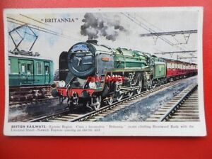 PHOTO  BR BRITANNIA LOCO NO 70000 BRITANNIA AT BRENTWOOD BANK - <span itemprop=availableAtOrFrom>Tadley, United Kingdom</span> - Full Refund less postage if not 100% satified Most purchases from business sellers are protected by the Consumer Contract Regulations 2013 which give you the right to cancel the purchase w - Tadley, United Kingdom