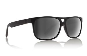 New-Dragon-Roadblock-Sunglasses-Matte-Black-H20-Silver-Ion-Polarised-29395-049