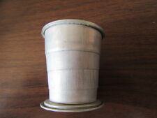 1920 World Jamboree Collapsible Cup used at the jamboree           k2
