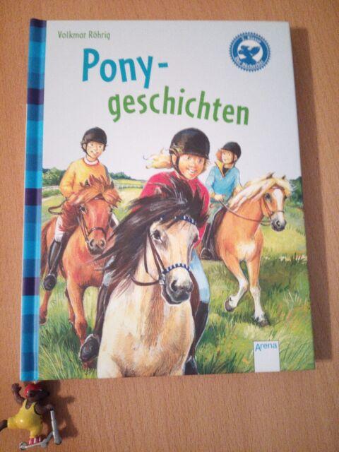 Ponygeschichten von Volkmar Röhrig Bücherbär