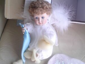 Ashton-Drake-Galleries-Every-Cloud-Has-A-Silver-Lining-Angel-Doll-porcelain