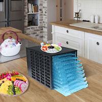 600w Electric Food Dryer Dehydrator 10 Trays Fruit Dryer Vegetable Jerky Drying on sale