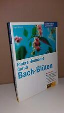 Buch Innere Harmonie durch Bach-Blüten GU Ratgeber Gesundheit