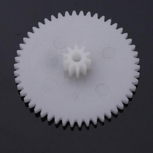 64ST Plastik Kunststoffzahnräder Kunststoff Zahnräder Zahnrad Modul Stirnrad