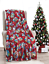 NEW-Ultra-Cozy-amp-Soft-Christmas-Holiday-Owl-Plush-Warm-Throw-Blanket-50-034-x-60-034 thumbnail 1