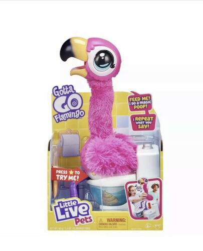 Little Live Pets Gotta Go Flamingo