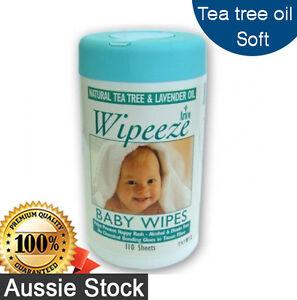 Wipeeze-Natural-Baby-Wipes-Tea-Tree-Oil-Organic-Extract-Wipe-110pk