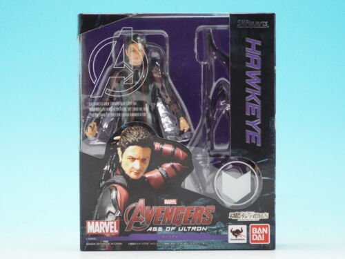 FROM JAPAN Action Fi... S.H.Figuarts Avengers Hawkeye Avengers//Age of Ultron