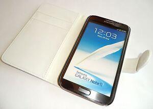 Cuir-Synthetique-Etui-Compartiment-de-Protection-pour-Galaxy-Note-2-N7100-SA18