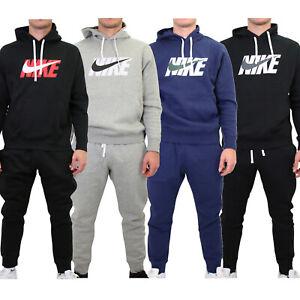 Details zu Nike Sportswear Graphic Fleece Trainingsanzug Herren Jogginganzug CI9591