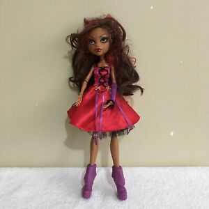 Monster-High-Clawdeen-Wolf-Story-Scary-Tales-Little-Dead-Doll-Figure