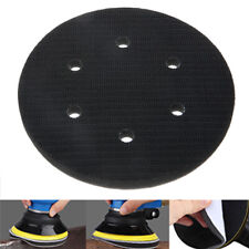 Cushion Pad Interface soft for Backing Pad /Ø 3 75mm DFS 6 holes Sanding pad Hook and Loop disc
