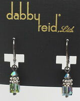 Dabby Reid Prism Short Crystal Drop Earrings Hde 4109b Y14