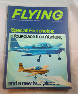 June-1970-Patriot-Little-Yankee-Flying-Magazine-Airplane-Aviation