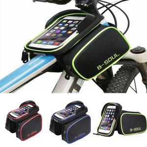 cover waterproof bike mtb tools phone smartphone Saddle satchel bag